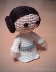 Leia by coralfg