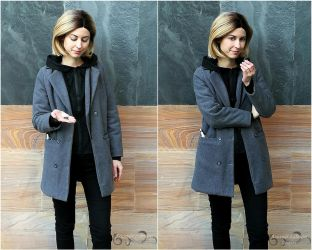 13th Doctor cosplay - reveal outfit by ArwendeLuhtiene