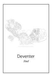 Deventer city by lauradesigning