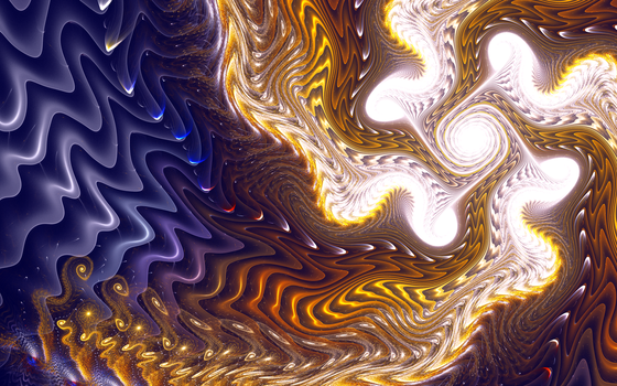 Bright Ascension by LukasFractalizator