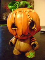 Punkin Munny by MissNicka