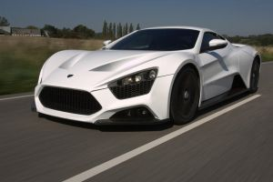 Zenvo ST1 1,104-HP by TheCarloos
