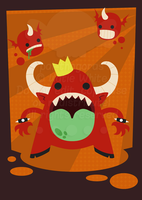 King of Demons by pai-thagoras