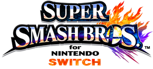 Super Smash Bros for Nintendo Switch - Logo by Rayman2000