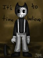 It's Time To Believe [Bendy and the Ink Machine] by WaffleBunnyPie