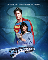 Superman the Movie 1978 by PZNS