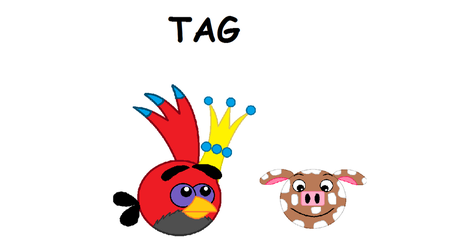 Rage Birds Toons Season 3 Episode 4 Tag Title Card by Mario1998