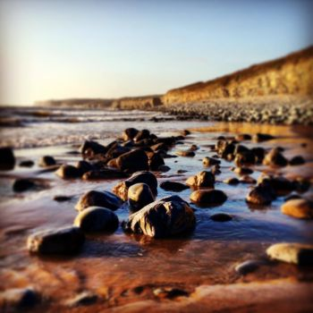 Llantwit Major Beach by SilentGilo
