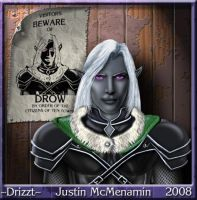 Drizzt Series by Irishmile