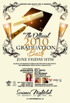 Graduation Bash Flyer by DeityDesignz