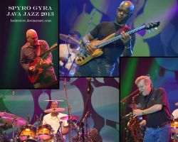 Spyro Gyra, live at Java Jazz Festival 2013 by bedeviere