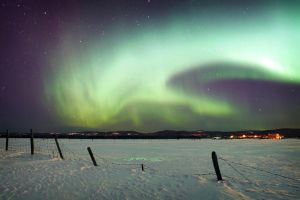 Auroral Storm by tfavretto