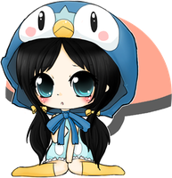 Piplup girl