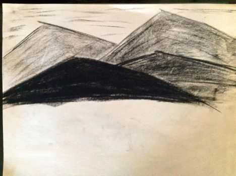 Mountains-ish by robbjosf