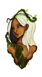 Queen of Vines by ego-m