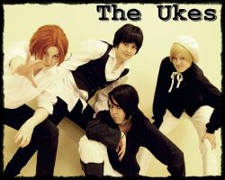 The Ukes by chibifie