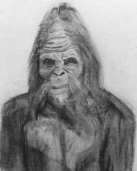 Jack Links Beef Jerky Sasquatch Updated by CaptainEdwardTeague