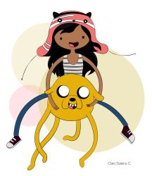 jake and me by caro-soleno