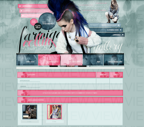 Order Layout ft. Collins and Farmiga #36 (cpg) by BebLikeADirectioner