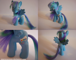 Stella - Custom Pony by saucycustoms