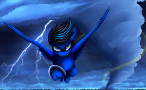 Comm:  Wrangling the storm by pridark