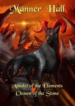 Amulet of the Elements : Chosen of the Stone by DoomGuy26