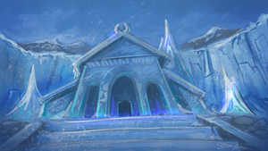 Daily Practice - Feb 13: Glacier House by cairn4