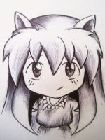 Cute Inuyasha by gretzkyfan99