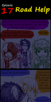 Aww Dude... Ep 17 [Road Help] by AmukaUroy
