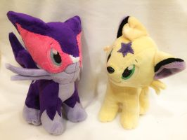 Liepard and Persian