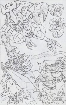 Tumblr Digimon Suggestions by BlueIke
