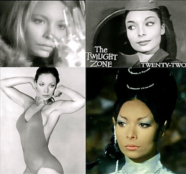 Many faces of Arlene Martel by Captain34