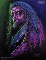 Rob Zombie by MonicaRavenWolf