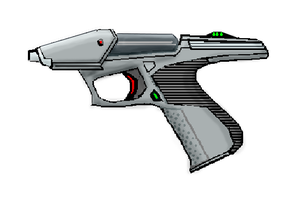 Phaser Type-XM2 by Merc-Raven