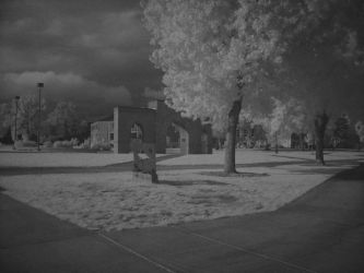 Infrared Campus by Specter-8472