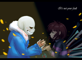 It's not your fault by kiuki-10
