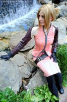 Quistis Trepe - FFVIII by FireLilyCosplay