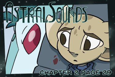 AstralSounds Chapter 2 Page 29 (Preview) by The-Snowlion