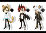 [CLOSED] Random Adopts by MADoptables