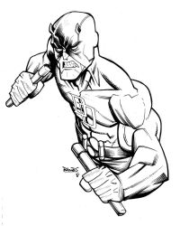 Daredevil by Bambs79
