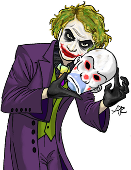 Why So Serious? by aerettberg