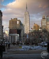 Empire State January 2011 by steeber