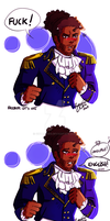 LANGUAGE Lafayette! by GioTanner