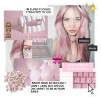 pinkk. by BetteDot