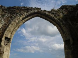 Stock: Archway by legendpendragon9