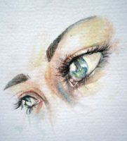 Watercolor sight by Tickclick
