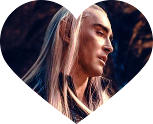 In Black and White || Thranduil || AU by Lilysm on DeviantArt