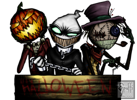 Halloween by Spaffi