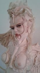 Valkyrie with faceup by KamillaM
