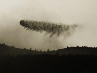 A Sky Caterpillar of Death by M-Tau
